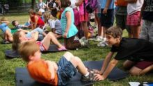 Childrens' fitness