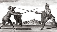Duel after Capoferro