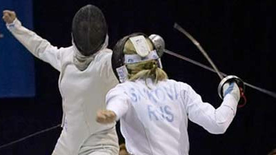 Epee competition