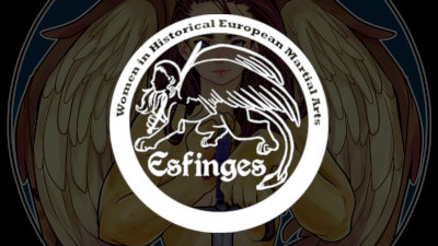 Esfinges (The Sphinxes) logo