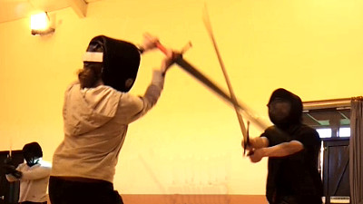 NEW! Historical swordplay class, 7 September 2017