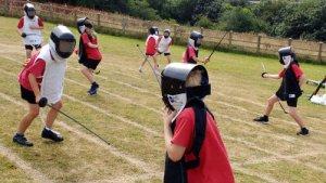 West Devon Swords 'Schools for Summer'