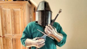 PPE sorted. I'm just off to the shops.