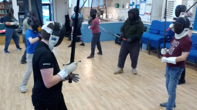 Fiore Medieval Longsword Class
