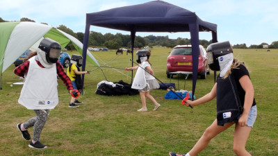 Yelverton Sport and Craft Play Day