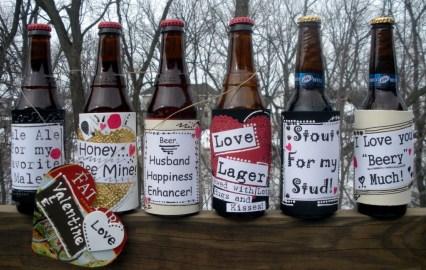 VDay Blog Beer