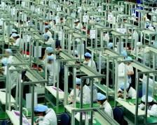 Manufacturing, Bird Mobile, Ningbo, Zhejiang Province, China, 2005
