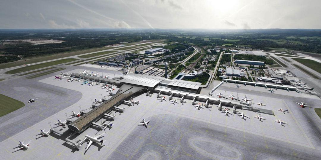 Westec leverer TV-overvåking til Oslo Lufthavn