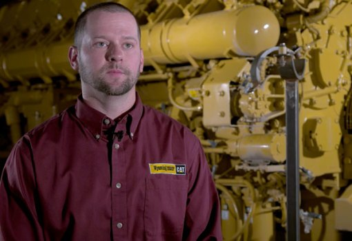 Heavy machinery brand and service awareness videos