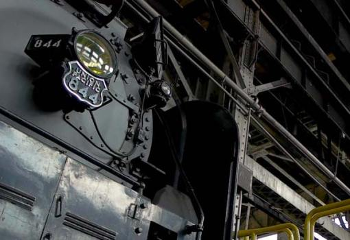 """That's WY"" video – Union Pacific Steam Shop"