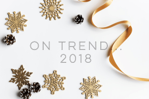 Interior Design Trends 2018 - westelevenlane.com