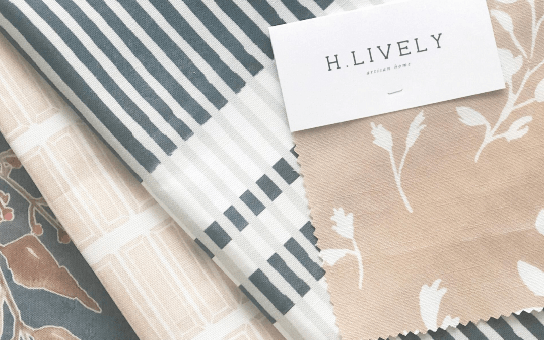 Introducing an Exciting New Partnership with H. Lively Artisan Home