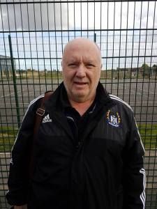 Phil Wood - Matchday Secretary