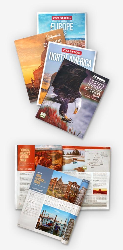 Catalogue & Magazines
