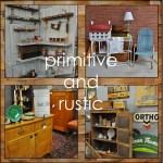 primitive and rustic antiques