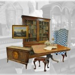 English Continental and American Antiques
