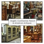 English, Continental, French, and American Antiques