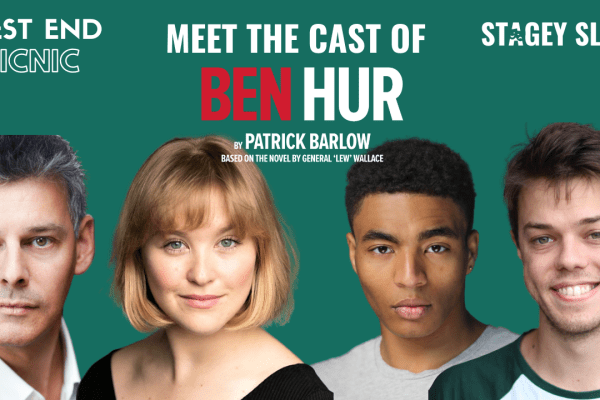 Cast Announced for Barn Theatre Production of Ben Hur