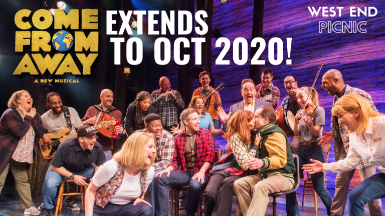 Come From Away Announces West End Extension