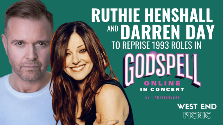 West End stars unite for special Godspell 50th Anniversary concert