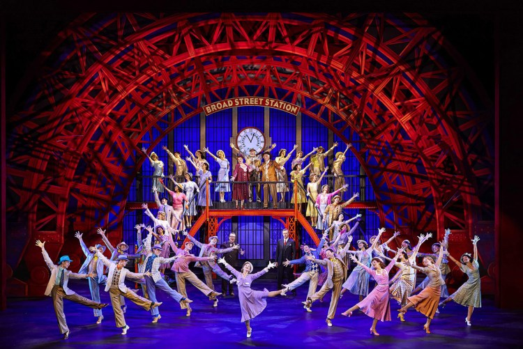 42nd Street at the Theatre Royal Drury Lane