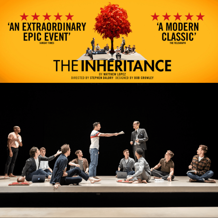 The Inheritance at the Noel Coward Theatre