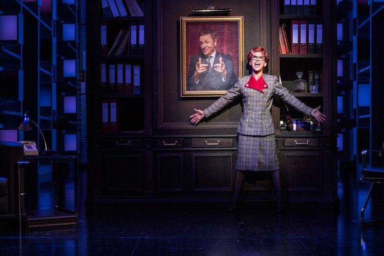 9 to 5 The Musical at the Savoy Theatre in London's West End Bonnie Langford