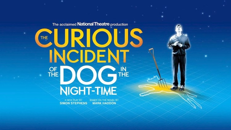 the curious incident of the dog in the nighttime at the Piccadilly Theatre