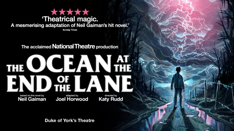 The Ocean at the End of the Lane at the Duke of York Theatre in London's West End