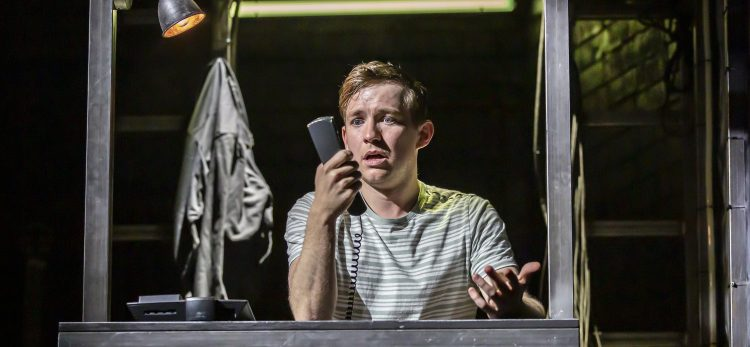 Catch Jack Holden at the Duchess Theatre in London's West End Theatreland