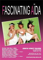 Fascinating Aida flyer