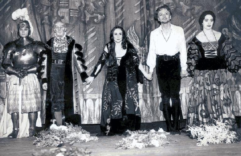 Hamlet Old Vic 1939