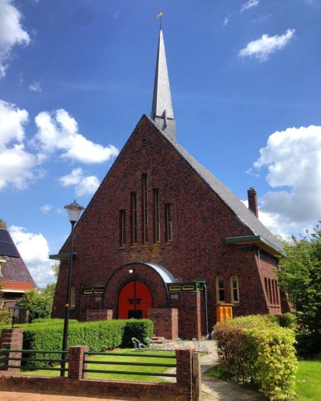 Boaz kerk Westeremden