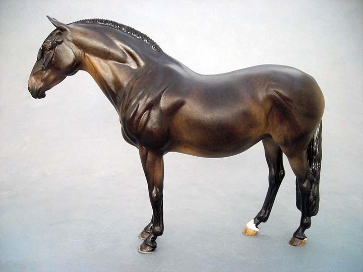 ESPERANZA sculpture by Brigitte Eberl