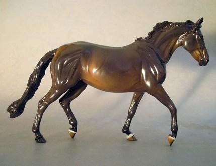 BREYER GISELE sculpture by Brigitte Eberl