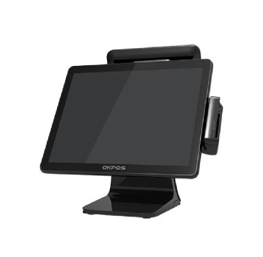 OKPoS EPoS terminal in black