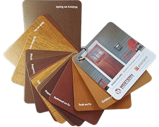 Exterior Stain Colors   Western Building Products