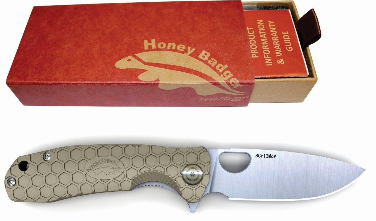 Western Active - Home of Honey Badger Knives and Outdoor