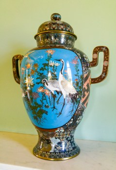 Hylands House - Saloon - Japanses Vase (1)