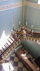 Hylands House - Grand Staircase