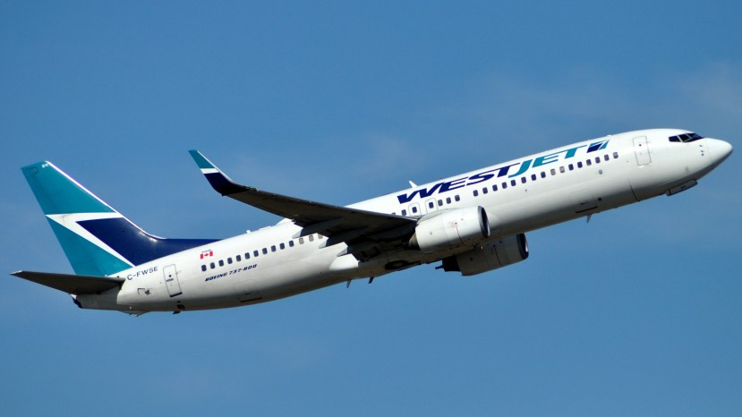Westjet winter 2020