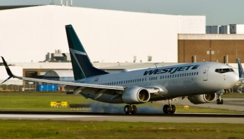 two people get fines for not wearing masks on Westjet