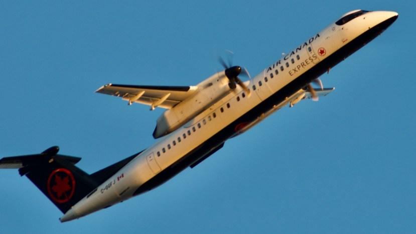 Air Canada transborder