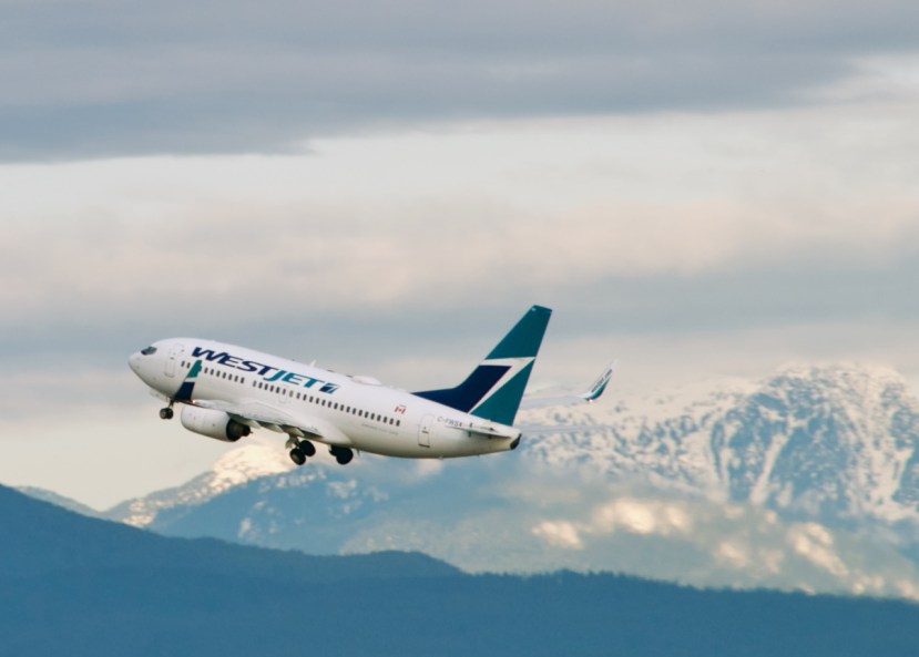 Westjet sun destination