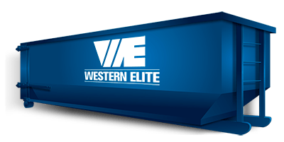 western elite dumpster