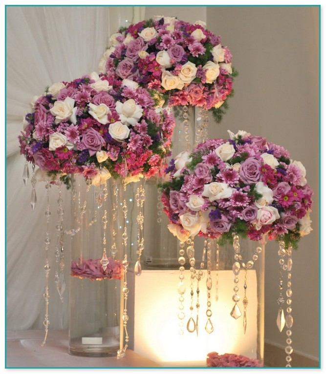 Fresh Flower Centerpiece Ideas
