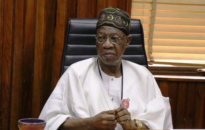 Release Details Of N9.4billion Allocated To Digital Switchover Stakeholders, Anti-graft Group Tells Lai Mohammed