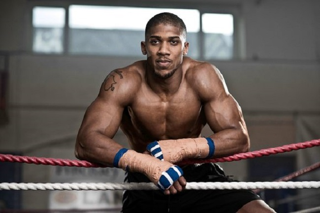 Anti-graft Agency, EFCC Arraigns Two Men For Impersonating British-Nigerian Boxer, Anthony Joshua To Defraud Women