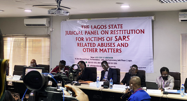 Lagos Panel Ends Sitting Two Days To #EndSARS Memorial Protest