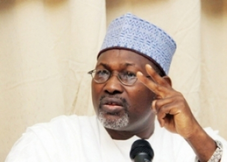 Chairman Jega, of the Independent National Election Commission (INEC)